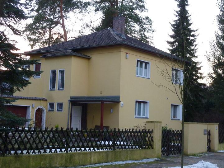 ab marschall sanierung einfamilienhaus berlin frohnau wal. Black Bedroom Furniture Sets. Home Design Ideas